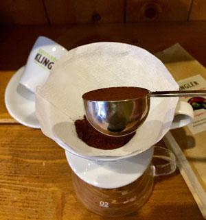 wie viel kaffee pro tasse