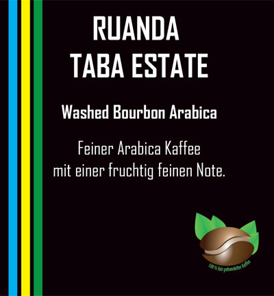 Ruanda Taba Estate