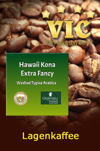 Hawaii Kona Extra Fancy, 250 g