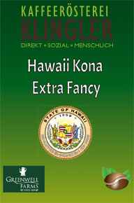 Hawaii Kona Extra Fancy