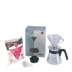 Hario Pour Over Kit v60