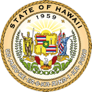 Hawaii Wappen